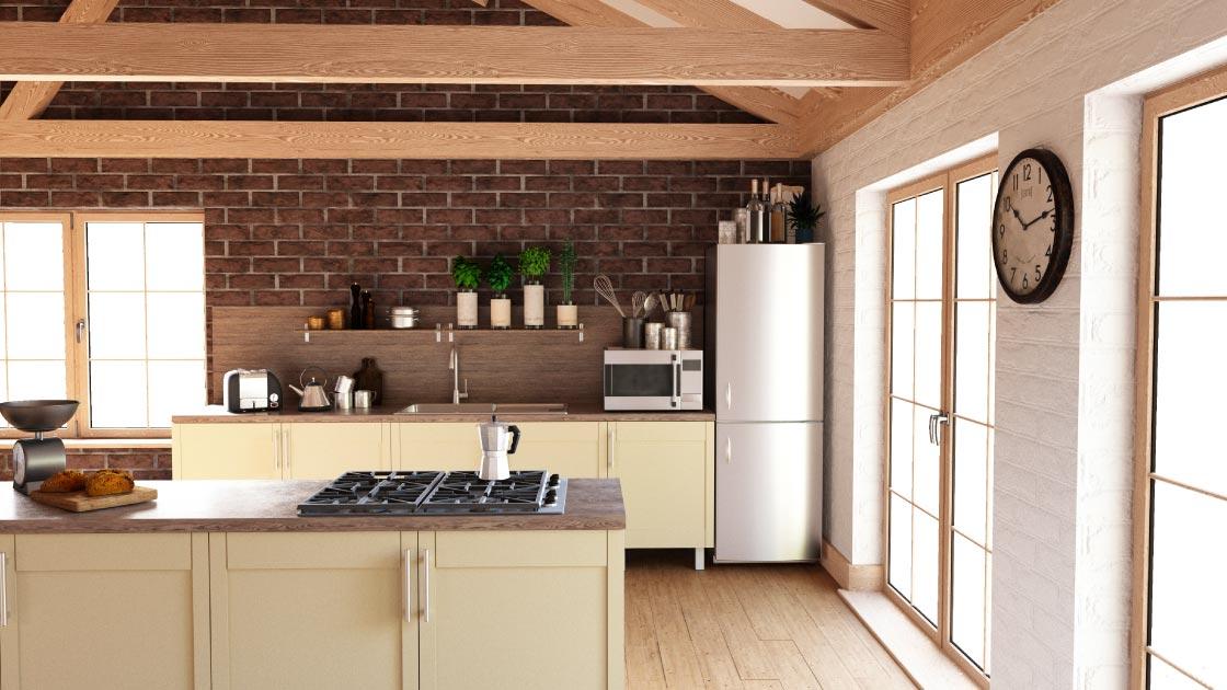 progetto cucina bagno sala camera geometra casulini borgomanero novara