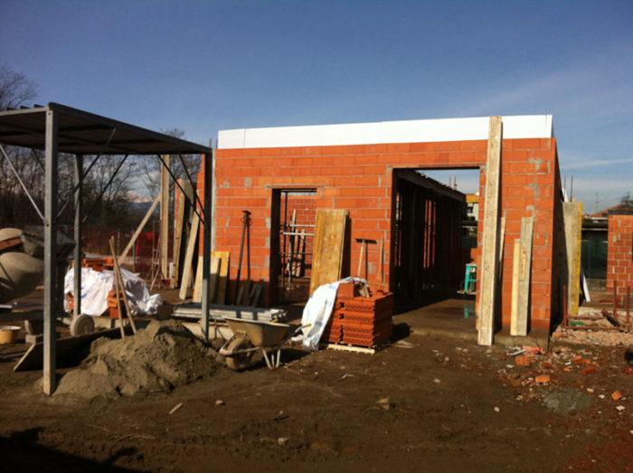 muratura grezza casa
